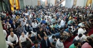 Urfa'da Miraç Kandili coşkusu