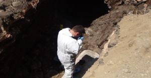 Urfa'daki kazı çalışmasında şok!