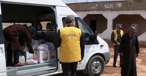 Dar gelirli ailelere yardım
