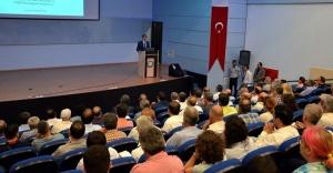 HRÜ'de Ar-Ge destekli konferans