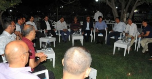 Memleket Meclisi'nde Urfa'nın sorunları konuşuldu