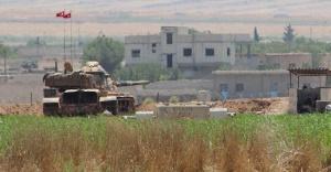 Suriye sınırı böyle korunuyor