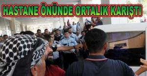 Urfa'da askerleri linç etmek istediler