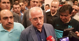 Vali Tuna'dan çatışma açıklaması