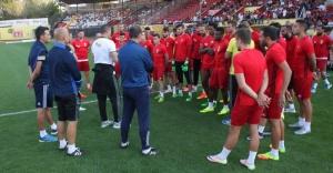 Eskişehirspor, Urfa maçına sıkı hazırlanıyor