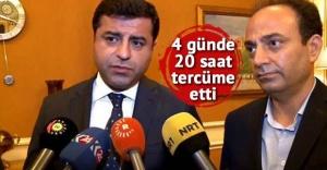 Demirtaş, 'Kürtçe bilmiyor' eleştirilerini yanıtladı