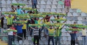 Urfaspor'un İzmir'deki sesi…