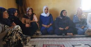 Karaköprülü AK kadınlardan başsağlığı…