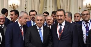 Kaya, Urfa'nın sorunlarını Başbakan'a iletti