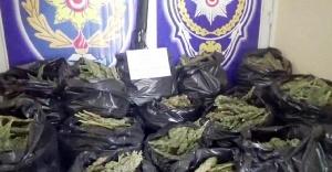 Urfa'da dev uyuşturucu operasyonu