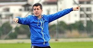 Urfaspor maçı için iddialı konuştu...