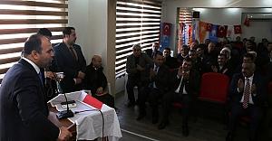 Başkan Çiftçi, referandum için seslendi