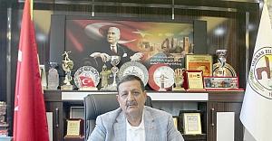 Başkan Özyavuz'dan mesaj var...