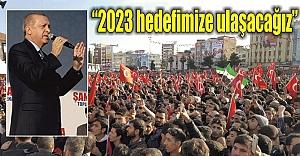 Erdoğan, Urfa'da gözdağı verdi