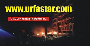 Son dakika.. Viranşehir'de bombalı saldırı