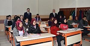 Tuna: Çocuklarımızın eğitimini önemsiyoruz
