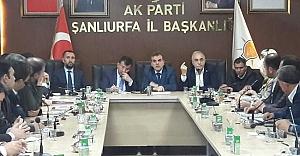 AK Parti'de kritik toplantı…