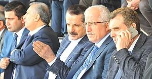 Faruk Çelik, Urfaspor'u yalnız bırakmadı