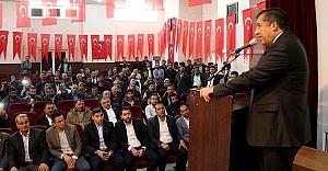 Başkan Atilla, müşahit toplantısına katıldı