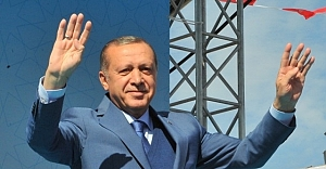 Erdoğan, şehir hastanesi için müjdeyi verdi