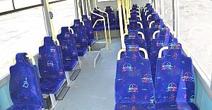 Toplu taşıma araçlarında revizyon
