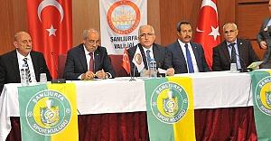Vali Tuna'dan Urfaspor için flaş karar…