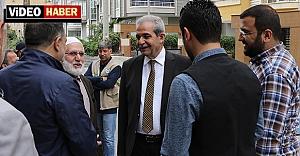 Başkan Demirkol, vatandaşlarla iç içe