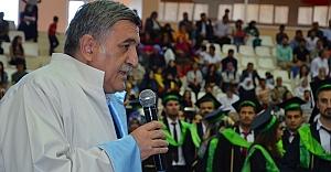 HRÜ ziraat fakültesi 292 mezun verdi