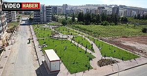 Modern parklar kazandırılıyor