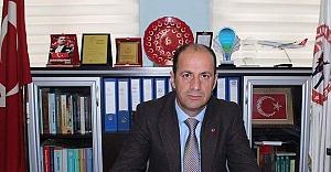 Başkan Yavuz'dan anlamlı mesaj