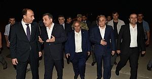 Bakan Fakıbaba Urfa'da