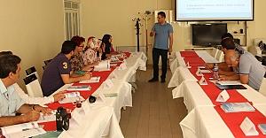 Haliliye'de enerji sistemi eğitimi