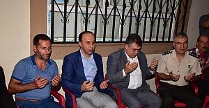 Vali Erin Viranşehir'de