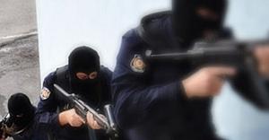 Polis Birecik'te düğmeye bastı