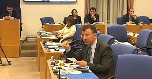 Cevheri, plan ve bütçe komisyonunda konuştu!
