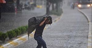 Meteorolojiden Urfa'ya uyarı