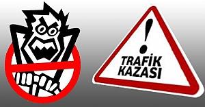 Siverek'te trafik kazası: 8'i öğretmen 10 kişi...