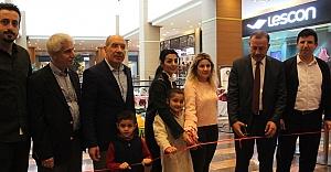 El yapımı eğitici oyuncak sergisi açıldı