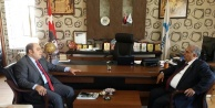 Akyürek'ten İŞKUR'a ziyaret