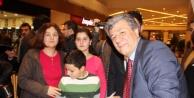Balbay, Urfa'da imza gününe katıldı