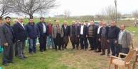 Bucak'a 4 köyden destek geldi(video)