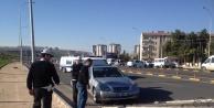 Çevik kuvvet yakınında silahlı saldırı