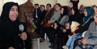Ceylanpınar AKP Kadın Kolları Değişime Gitti