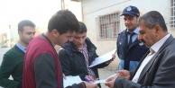 Ceylanpınar Belediyesi Tapular İçin Keşif Yapmaya Başladı