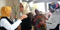 Ceylanpınar Belediyesinden 8 Mart Dünya Kadınlar Günü Etkinliği