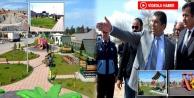 Ceylanpınar İstasyon Parkı ve Yürüyüş Yol Çalışması Devam Ediyor