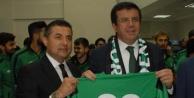 Denizlispor'a Bakan dopingi!