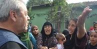 Dilenciler Urfa'ya gönderildi