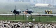 Diyarbakır'a savaş uçağı takviyesi!