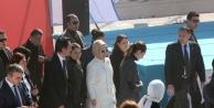 Erdoğan, en büyük çadır kenti açtı